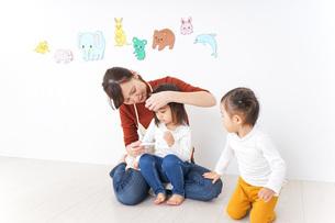 幼稚園イメージの写真素材 [FYI04701802]