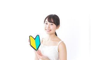 美容・初心者イメージの写真素材 [FYI04702015]