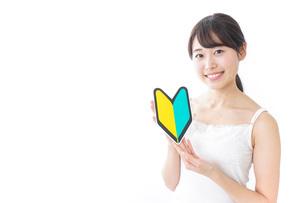 美容・初心者イメージの写真素材 [FYI04702016]