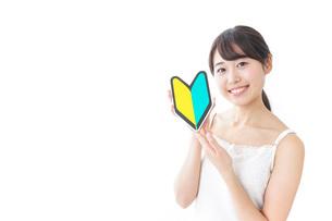 美容・初心者イメージの写真素材 [FYI04702024]