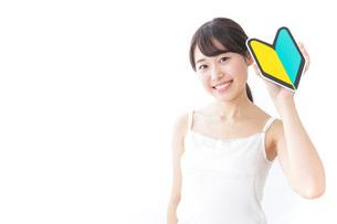 美容・初心者イメージの写真素材 [FYI04702028]