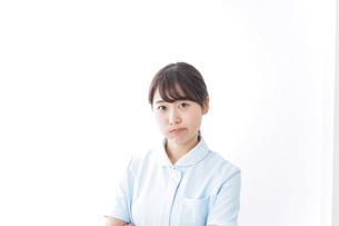 看護師・怒りの写真素材 [FYI04702325]