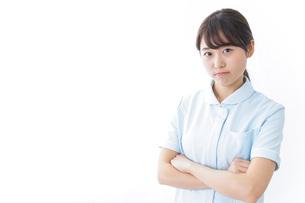 看護師・怒りの写真素材 [FYI04702330]