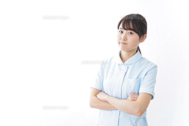 看護師・怒りの写真素材 [FYI04702333]
