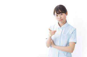 看護師・怒りの写真素材 [FYI04702336]