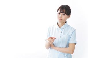 看護師・怒りの写真素材 [FYI04702337]
