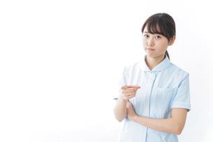看護師・怒りの写真素材 [FYI04702351]