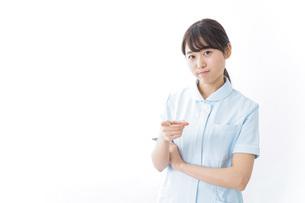 看護師・怒りの写真素材 [FYI04702352]