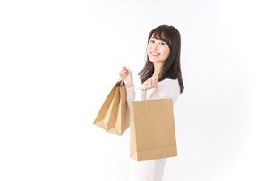 ショッピングの写真素材 [FYI04702676]