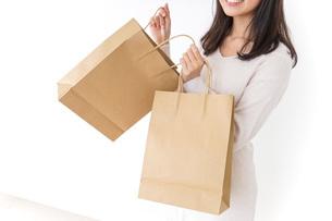 ショッピングの写真素材 [FYI04702686]