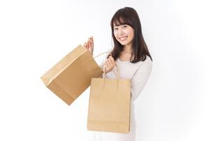 ショッピングの写真素材 [FYI04702690]