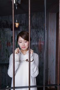 刑務所・逮捕イメージの写真素材 [FYI04703095]