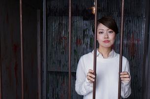刑務所・逮捕イメージの写真素材 [FYI04703097]