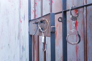 逮捕・刑務所・犯罪イメージの写真素材 [FYI04703113]