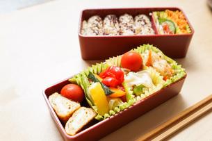 手作りのお弁当の写真素材 [FYI04703443]