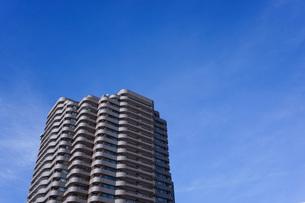 高層ビル・タワーマンションの写真素材 [FYI04703648]