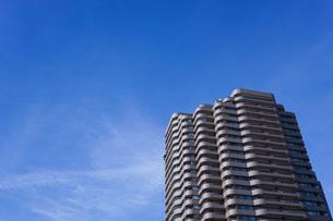 高層ビル・タワーマンションの写真素材 [FYI04703650]