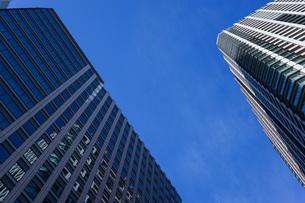 高層ビル・タワーマンションの写真素材 [FYI04703659]