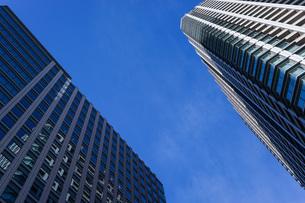 高層ビル・タワーマンションの写真素材 [FYI04703660]