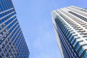 高層ビル・タワーマンションの写真素材 [FYI04703662]