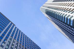高層ビル・タワーマンションの写真素材 [FYI04703667]