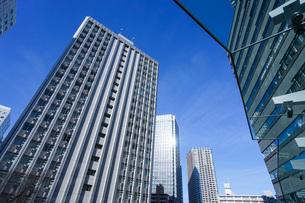 高層ビル・タワーマンションの写真素材 [FYI04703684]