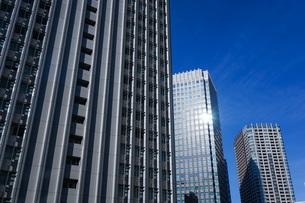 高層ビル・タワーマンションの写真素材 [FYI04703687]