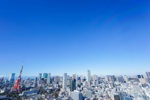 東京風景の写真素材 [FYI04704067]