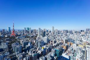 東京風景の写真素材 [FYI04704068]