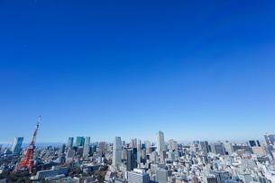 東京風景の写真素材 [FYI04704071]