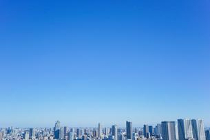 東京風景の写真素材 [FYI04704093]