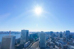 東京風景の写真素材 [FYI04704105]