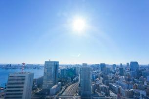 東京風景の写真素材 [FYI04704114]