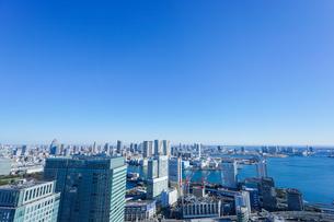 東京風景の写真素材 [FYI04704121]