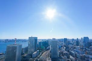 東京風景の写真素材 [FYI04704123]