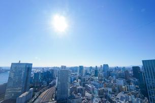 東京風景の写真素材 [FYI04704125]