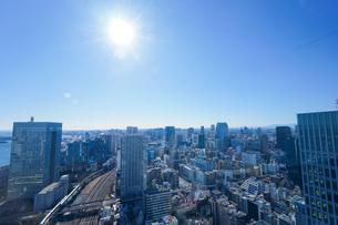 東京風景の写真素材 [FYI04704129]