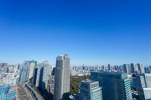 東京風景の写真素材 [FYI04704139]