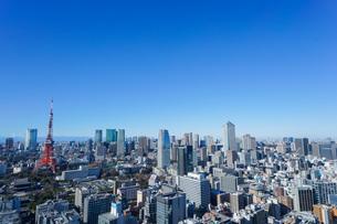 東京風景の写真素材 [FYI04704146]