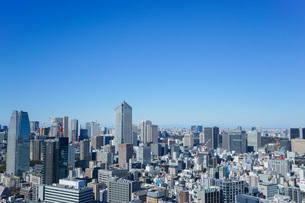 東京風景の写真素材 [FYI04704155]