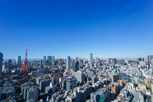 東京風景の写真素材 [FYI04704158]