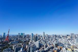 東京風景の写真素材 [FYI04704161]
