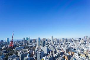 東京風景の写真素材 [FYI04704163]