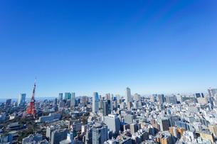 東京風景の写真素材 [FYI04704165]
