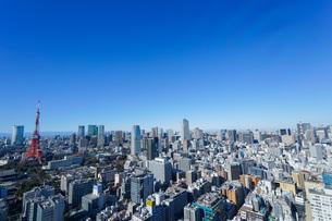 東京風景の写真素材 [FYI04704167]