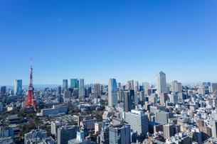 東京風景の写真素材 [FYI04704169]