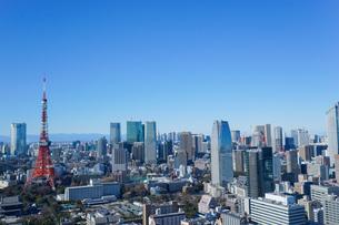 東京風景の写真素材 [FYI04704170]