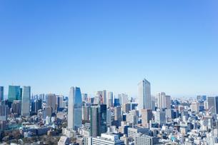 東京風景の写真素材 [FYI04704171]