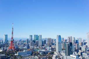 東京風景の写真素材 [FYI04704175]