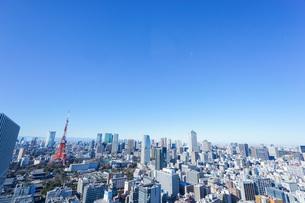 東京風景の写真素材 [FYI04704177]